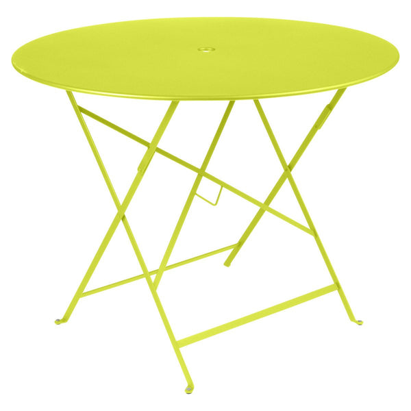 "Fermob - Bistro Folding Round Table - Verbena / 38"" - Lekker Home"
