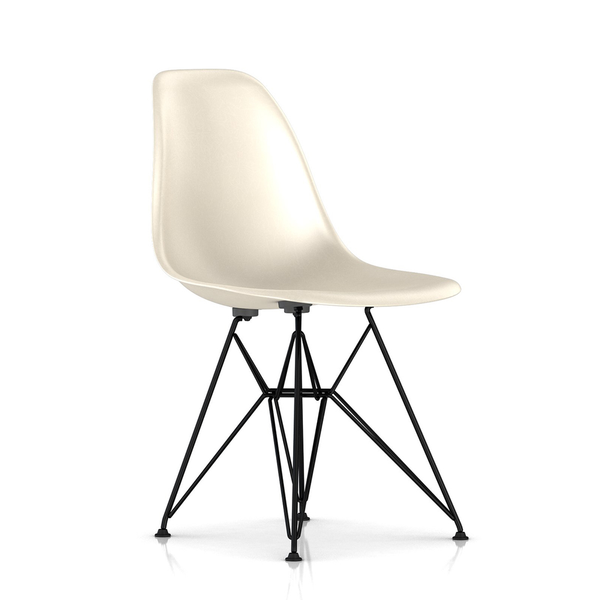 Herman Miller - Eames® Molded Fiberglass Side Chair - Wire Base - Lekker Home - 6