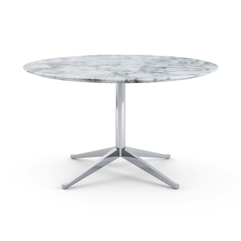 Knoll - Florence Knoll Table Desk Round - Lekker Home - 1