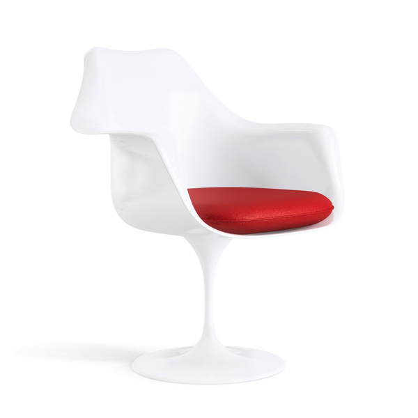 Knoll - Tulip Arm Chair - Lekker Home - 1