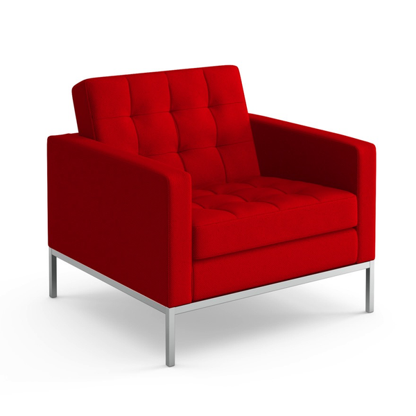 Knoll - Florence Knoll Lounge Chair - Lekker Home - 6