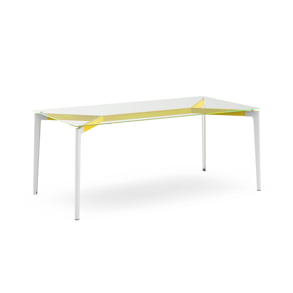 "Knoll - Stromborg Table 72"" - Lekker Home - 8"