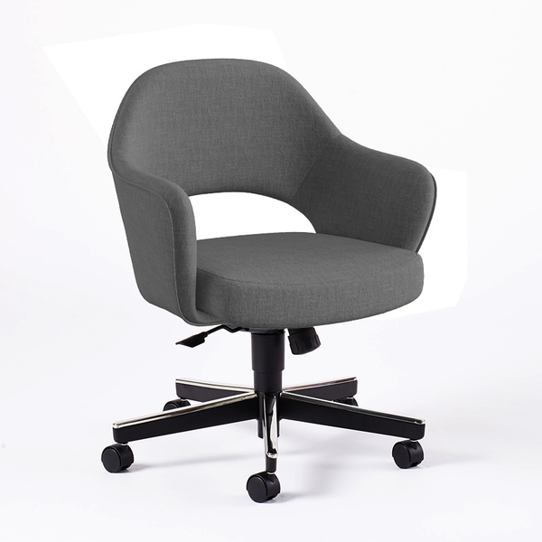 Knoll - Saarinen Executive Chair with Swivel Base - Lekker Home - 17