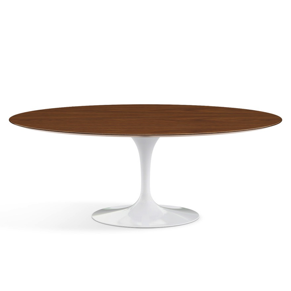 "Knoll - Saarinen Dining Table 78"" Oval - Lekker Home - 12"