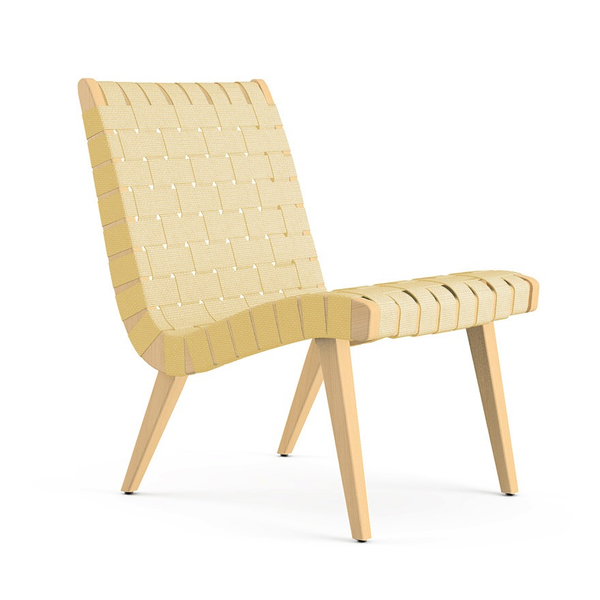 Knoll - Risom Armless Lounge Chair - Lekker Home - 16