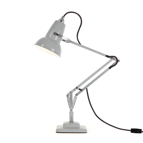 Anglepoise - Original 1227™ Mini Desk Lamp - Linen White / One Size - Lekker Home
