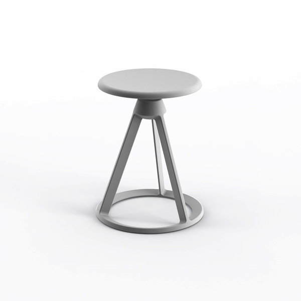 Knoll - Piton™ Fixed Height Stool Outdoor - Lekker Home - 13