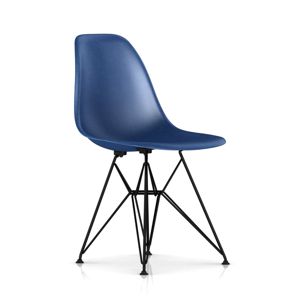 Herman Miller - Eames® Molded Fiberglass Side Chair - Wire Base - Lekker Home - 27