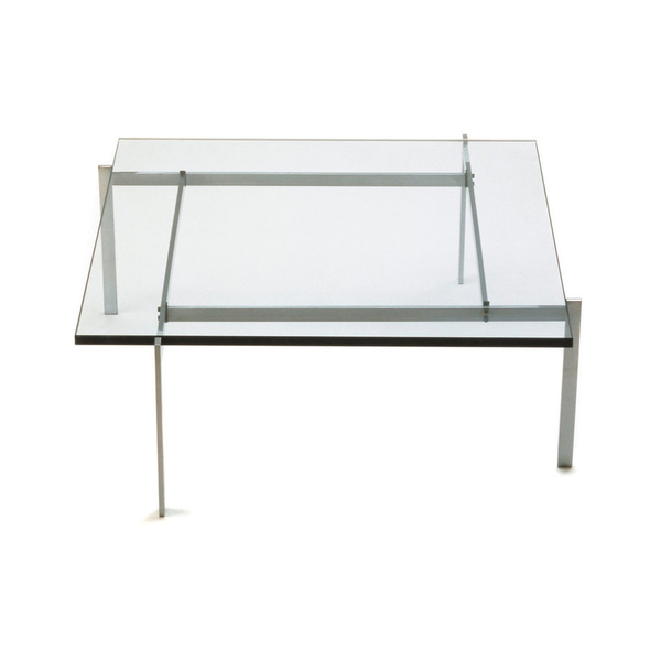 Fritz Hansen - PK61™ Coffee Table - Glass / PK61A - Lekker Home