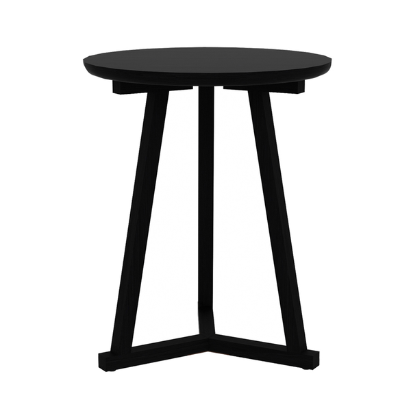 Ethnicraft NV - Tripod Side Table - Lekker Home - 7