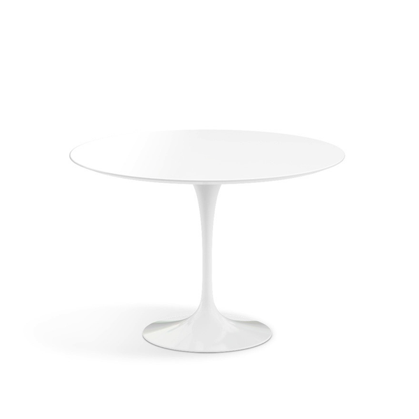 "Knoll - Saarinen Outdoor Dining Table 42"" - Lekker Home - 6"