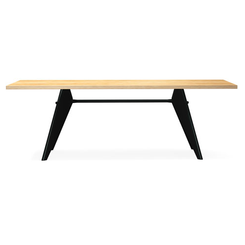 Vitra - EM Table - Wood - Lekker Home - 6