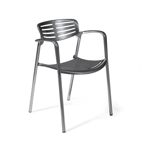 Knoll - Toledo Stacking Chair - Lekker Home - 1