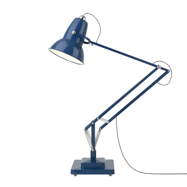 Anglepoise - Original 1227™ Giant Floor Lamp Outdoor - Gloss Marine Blue / One Size - Lekker Home