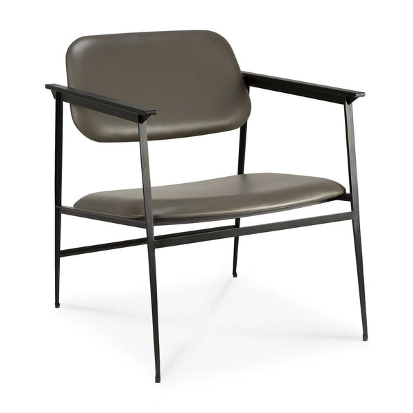 Ethnicraft NV - DC Lounge Chair - Lekker Home