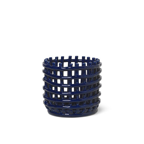 Ferm Living - Ceramic Basket - Lekker Home