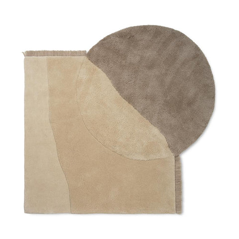 Ferm Living - View Tufted Rug - Lekker Home