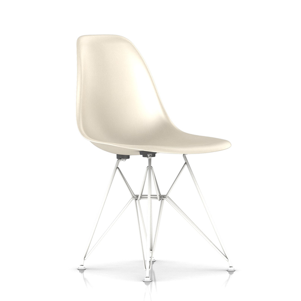 Herman Miller - Eames® Molded Fiberglass Side Chair - Wire Base - Lekker Home - 16