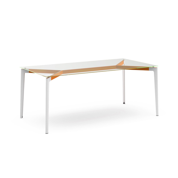 "Knoll - Stromborg Table 72"" - Lekker Home - 10"