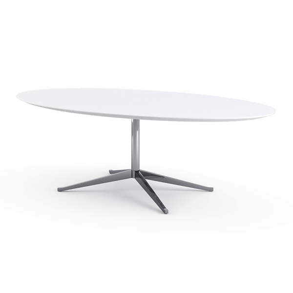 Knoll - Florence Knoll Table Desk Oval - Lekker Home - 11