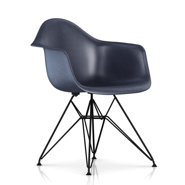 Herman Miller - Eames® Molded Fiberglass Armchair - Wire Base - Lekker Home - 8