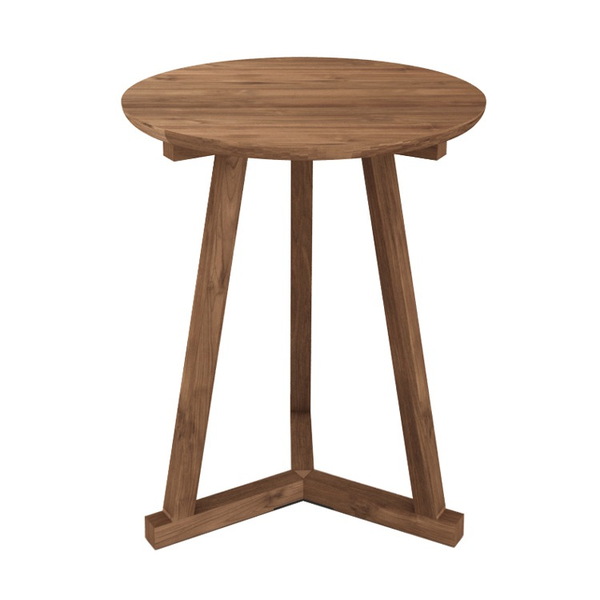 Ethnicraft NV - Tripod Side Table - Lekker Home - 1
