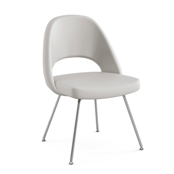 Knoll - Saarinen Executive Armless Chair - Lekker Home - 33