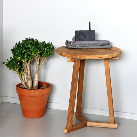 Ethnicraft NV - Tripod Side Table - Lekker Home