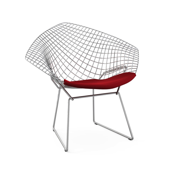 Knoll - Bertoia Diamond Chair - Lekker Home - 48
