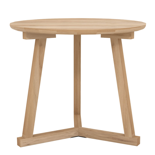 Ethnicraft NV - Tripod Side Table - Lekker Home - 6