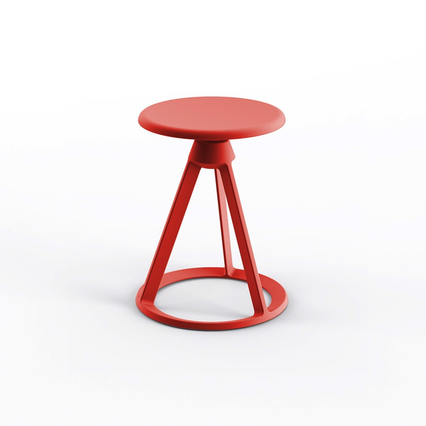 Knoll - Piton™ Fixed Height Stool Outdoor - Lekker Home - 12
