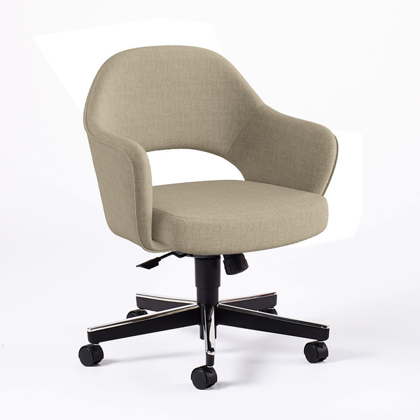 Knoll - Saarinen Executive Chair with Swivel Base - Lekker Home - 12