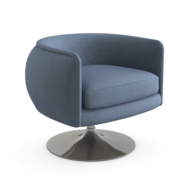 Knoll - D'Urso Swivel Chair - Lekker Home - 11