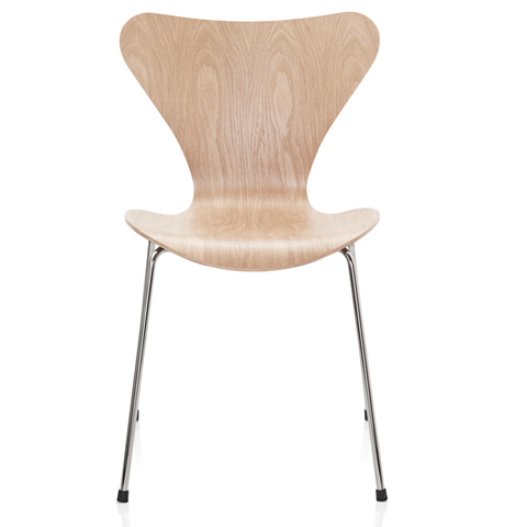 Fritz Hansen - Series 7 Side Chair - Wood - Lekker Home - 1