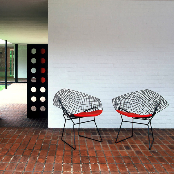 Knoll - Bertoia Diamond Chair - Lekker Home - 4