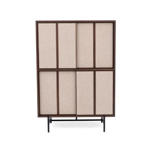 L. Ercolani - Canvas Tall Cabinet - Lekker Home