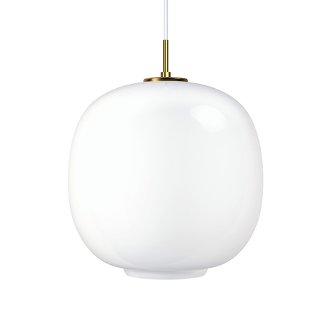 Louis Poulsen - VL45 Radiohus Pendant - Glass / Small - Lekker Home
