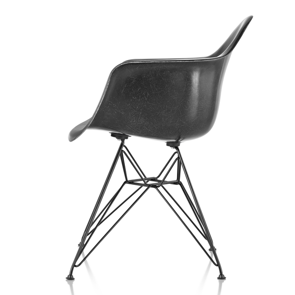 Herman Miller - Eames® Molded Fiberglass Armchair - Wire Base - Lekker Home - 2