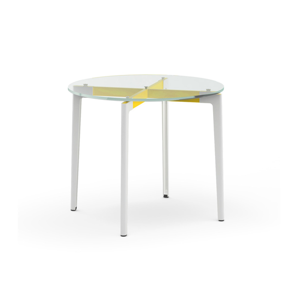 "Knoll - Stromborg Table Round 36"" - Lekker Home - 8"