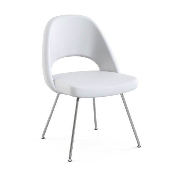 Knoll - Saarinen Executive Armless Chair - Lekker Home - 44