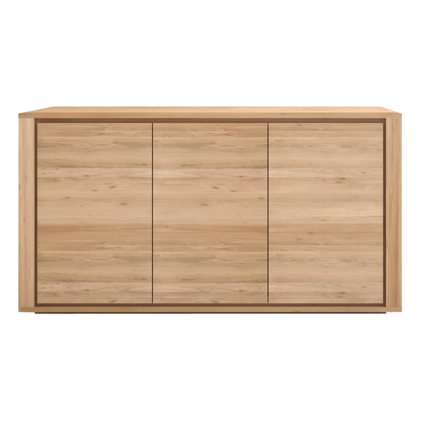 Ethnicraft NV - Oak Shadow Sideboard - Lekker Home - 5