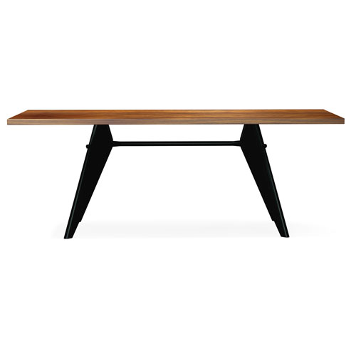 Vitra - EM Table - Wood - Lekker Home - 21