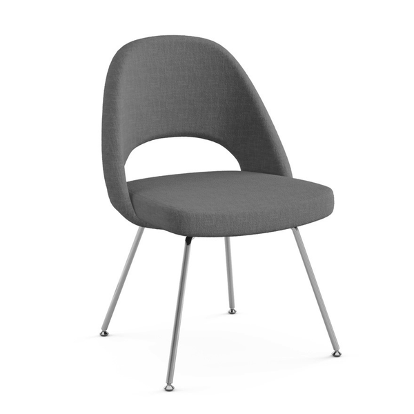 Knoll - Saarinen Executive Armless Chair - Lekker Home - 43