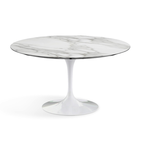 "Knoll - Saarinen Dining Table 54"" Round - Lekker Home - 15"