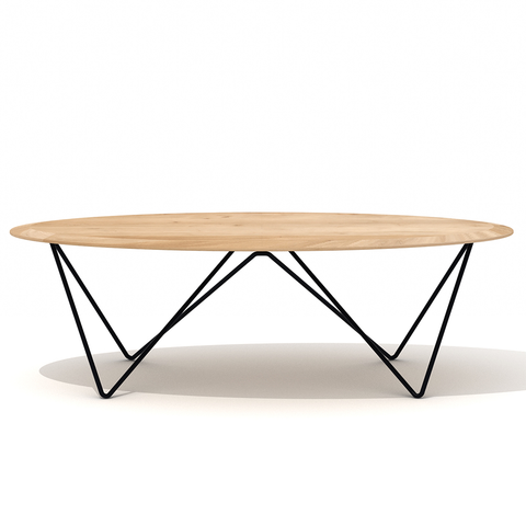 Ethnicraft NV - Orb Coffee Table - Default - Lekker Home