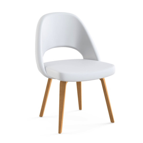 Knoll - Saarinen Executive Armless Chair - Lekker Home - 47