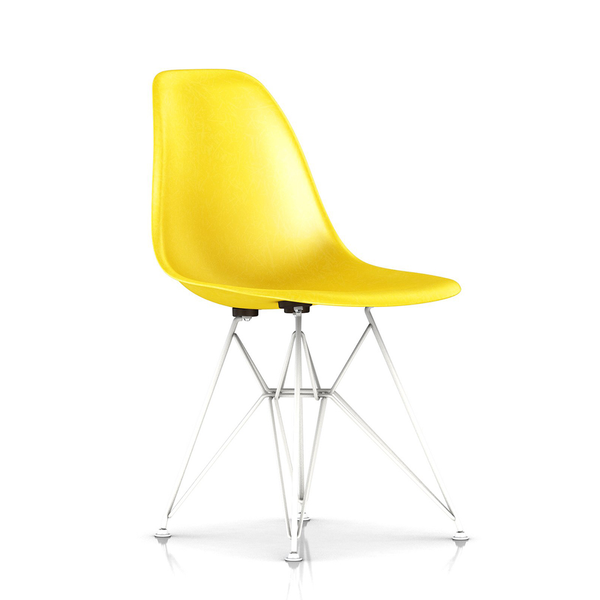 Herman Miller - Eames® Molded Fiberglass Side Chair - Wire Base - Lekker Home - 8