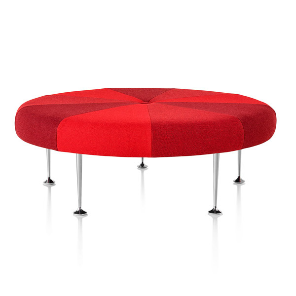 Herman Miller - Girard Color Wheel Ottoman - Lekker Home - 7