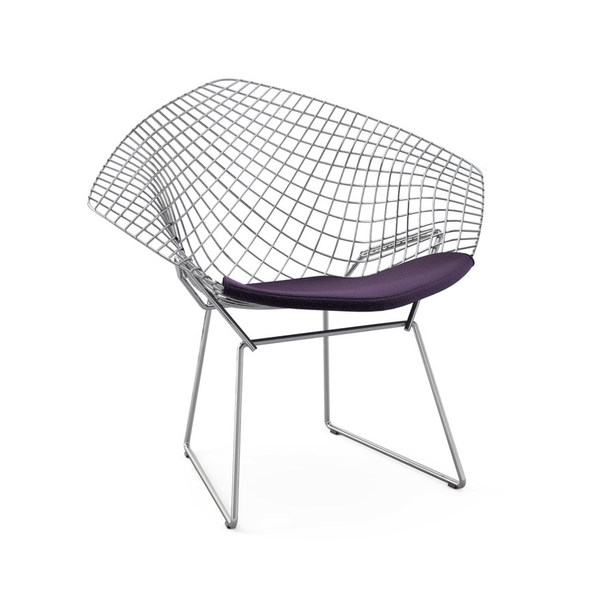 Knoll - Bertoia Diamond Chair - Lekker Home - 16