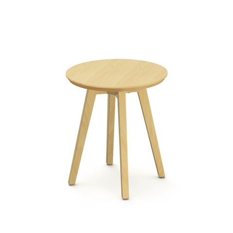 Knoll - Risom Round Side Table - Lekker Home - 1